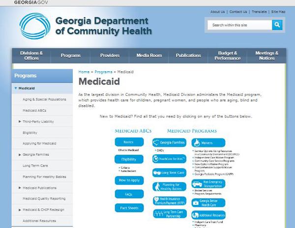 Georgia Assistance Programs - State Rx Plans