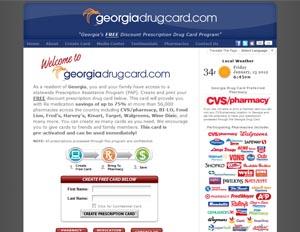 Georgia Rx Assistance Programs - State Rx Plans
