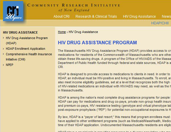 Cialis drug assistance program