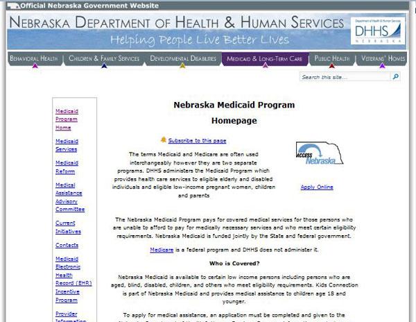 Nebraska Rx Assistance Programs - State Rx Plans